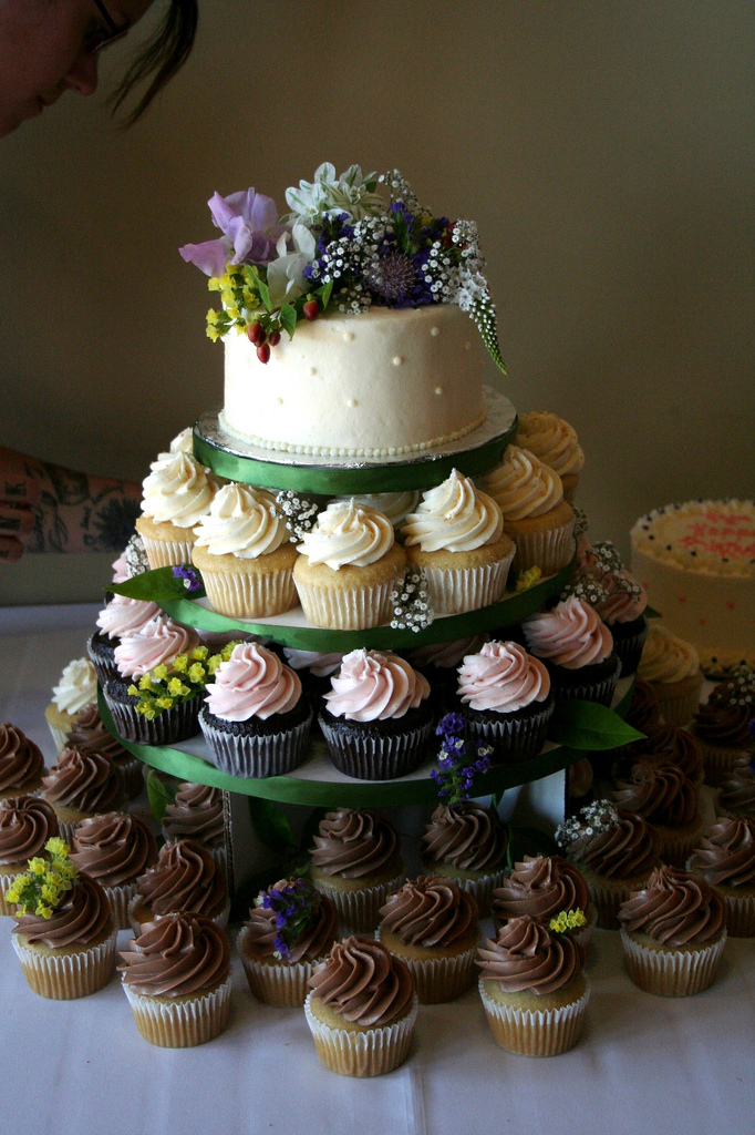 Sweetpea Baking Company Weddings