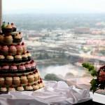 raspbery cupcakes